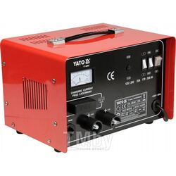 Зарядно-пусковое устройство (12/24V; 25A; 170-350Ah) Yato YT-8305