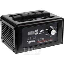 Зарядно-пусковое устройство (12V/10-30A; 24V/7,5-15A; 50-600Ah) Yato YT-83052