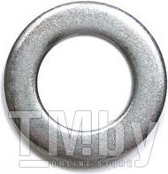 Шайба М20 плоская, цинк, DIN 125 (20 кг.) STARFIX