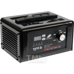 Зарядно-пусковое устройство (12V/2-15A; 24V/7,5A; 10-300Ah) Yato YT-83051