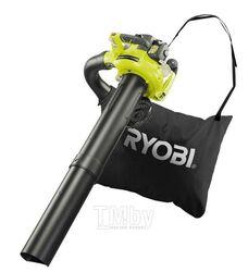 Бензиновая воздуходувка- пылесос Ryobi RBV 26 B