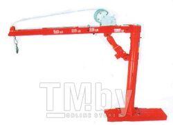 Кран гидравлический для пикапа мини, 0,5т (высота подъема: 870-1800мм) Forsage F-TR2108