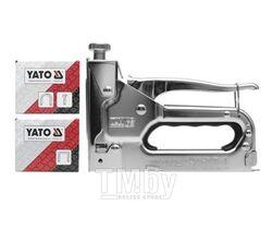 Степлер 6-14мм 4 функц. Yato YT-7000