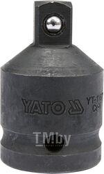 """Головка-переходник 3/4""""(F)x1/2""""(М) усиленная 50BV30 Yato YT-11671"""