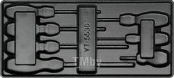 Вкладыш пластмассовый под инструмент YT-5536 для инструментального ящика Yato YT-55361