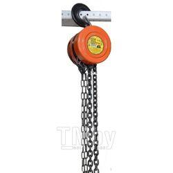 Лебедка механическая подвесная с фиксацией цепи натяжения, 2т (длина цепи - 3м) Partner PA-9020