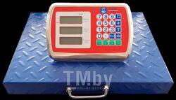 Весы напольные электронные МЕРА Р-600, р-р платформы 50*60 см, мпв 600кг.