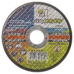Круг зачистной по металлу, 125 х 6,0 х 22 мм, (Луга) 73410