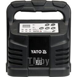Электронное зарядное устройство (12V; 15A; 6-200Ah) Yato YT-8303