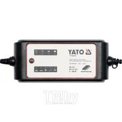Электронное зарядное устройство (12V; 2/8A; 5-160Ah) Yato YT-83016